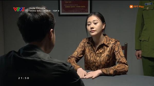 Nàng dâu order tập 8: Chỉ một câu nói, hồ ly Phương Oanh đã khiến chồng Lan Phương sững người giữa trại giam-1