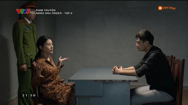 Nàng dâu order tập 8: Chỉ một câu nói, hồ ly Phương Oanh đã khiến chồng Lan Phương sững người giữa trại giam-3