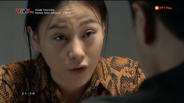 Nàng dâu order tập 8: Chỉ một câu nói, hồ ly Phương Oanh đã khiến chồng Lan Phương sững người giữa trại giam-4