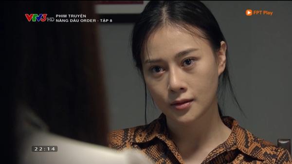 Nàng dâu order tập 8: Chỉ một câu nói, hồ ly Phương Oanh đã khiến chồng Lan Phương sững người giữa trại giam-5