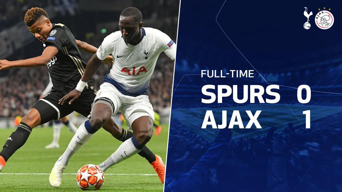 Tottenham 0-1 Ajax: Vắng Son Heung-min, Tottenham bế tắc và chịu thất bại ngay trên sân nhà-3