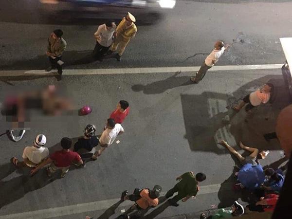 Hà Nội: Tài xế xe Mercedes lái xe bỏ chạy sau khi gây tai nạn trong hầm Kim Liên khiến 2 người phụ nữ tử vong-2