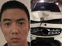 Nồng độ cồn của tài xế Mercedes tông chết 2 phụ nữ ở hầm Kim Liên vượt quá các ngưỡng xử phạt