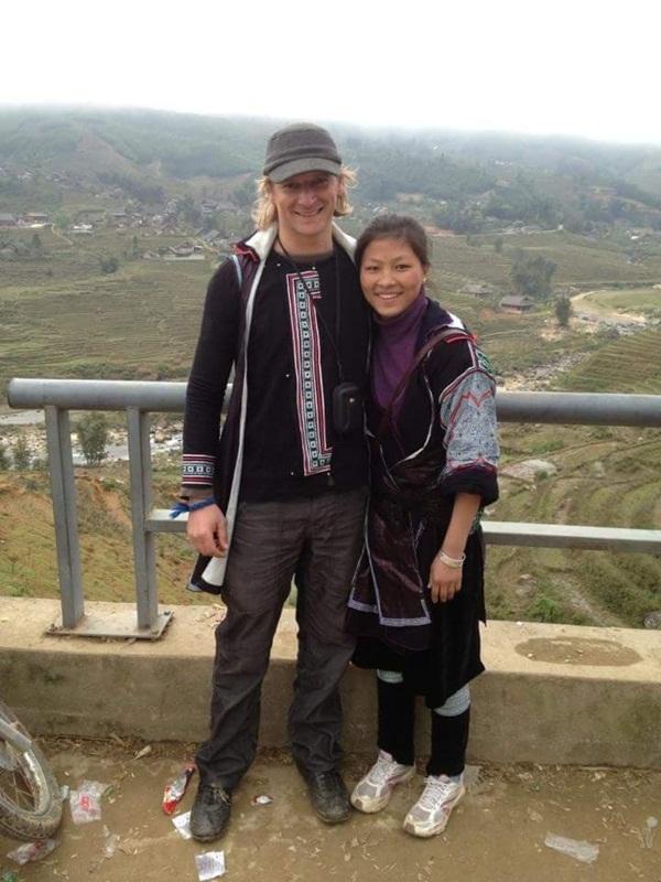 Cuộc sống ở Bỉ của cô gái H'Mông giỏi tiếng Anh với chồng doanh nhân-1