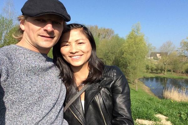 Cuộc sống ở Bỉ của cô gái H'Mông giỏi tiếng Anh với chồng doanh nhân-4