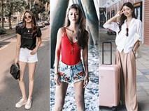 Khép lại đợt nghỉ lễ với 15 set đồ đến từ street style Châu Á, bạn sẽ học được cả tá cách mix cực hay cho hè này