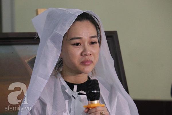 Con gái nuôi nghẹn ngào thông báo lời trăn trối đặc biệt của nghệ sĩ Lê Bình trước khi qua đời-2