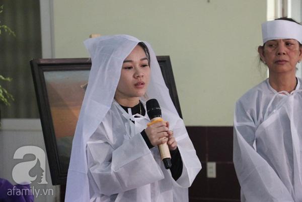 Con gái nuôi nghẹn ngào thông báo lời trăn trối đặc biệt của nghệ sĩ Lê Bình trước khi qua đời-3