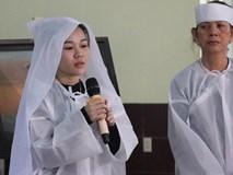 Con gái nuôi nghẹn ngào thông báo lời trăn trối đặc biệt của nghệ sĩ Lê Bình trước khi qua đời