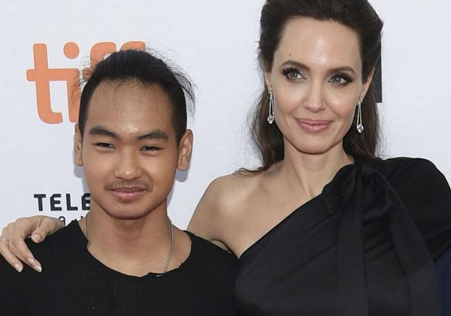 Hậu ly hôn, Angelina Jolie để lại tài sản trị giá 116 triệu đô cho người con trai nhận nuôi từ Campuchia?-1
