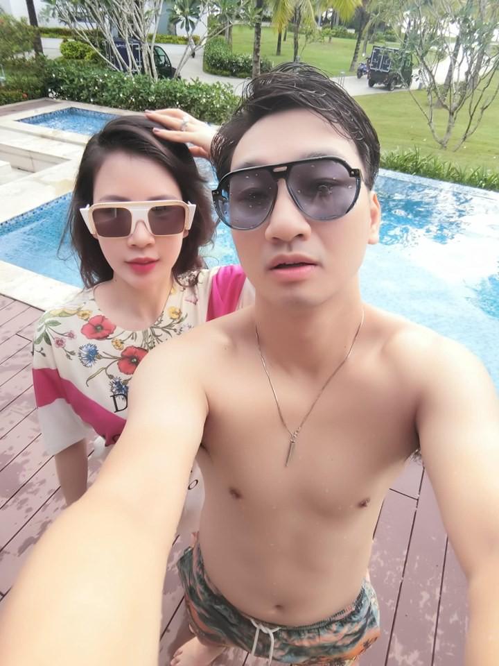 Khoe ảnh đi nghỉ dưỡng sang chảnh ở Phú Quốc, bà xã nóng bỏng của MC Thành Trung gây ngỡ ngàng với nhan sắc lạ-4