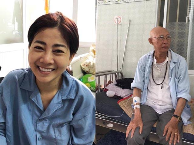 Tấm lòng và sự tử tế đến giây phút cuối cùng ở cõi trần của nghệ sĩ Lê Bình-2