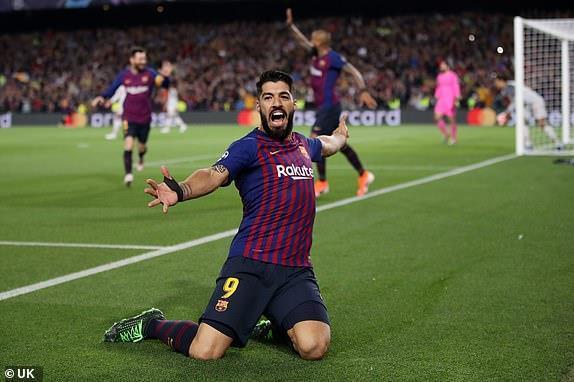 Messi lập cú đúp, Barca nhấn chìm Liverpool trên sân nhà-1