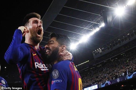 Messi lập cú đúp, Barca nhấn chìm Liverpool trên sân nhà-2