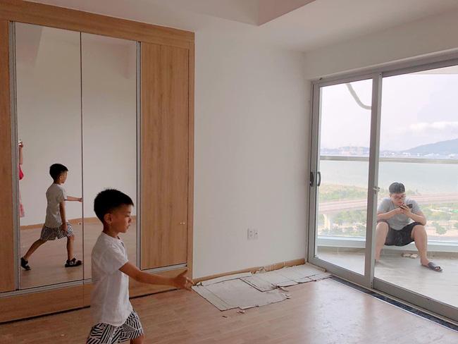 Hằng Túi đi Đà Nẵng mãi chưa về Hà Nội, hóa ra lý do là căn hộ mới tậu siêu to đẹp, 11 năm giờ mới xây xong-1