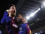 Messi nói gì sau khi chạm mốc 600 bàn thắng cho Barcelona?-3