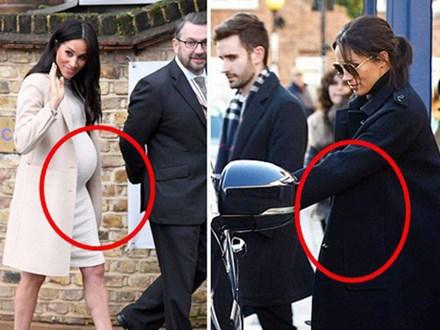 Quá ngày dự sinh vẫn im hơi lặng tiếng, Meghan tiếp tục bị nghi ngờ mang thai giả khi lộ ra điểm bất thường không thể chối cãi này