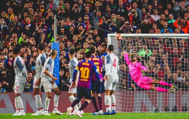 Messi nói gì sau khi chạm mốc 600 bàn thắng cho Barcelona?-1