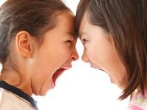 Các con hay đánh nhau, cãi vã bố mẹ nên xử lí thế nào cho đúng mà không lo mình thiên vị?