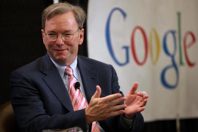 Eric Schmidt chia tay với Google sau gần 20 năm điều hành-1