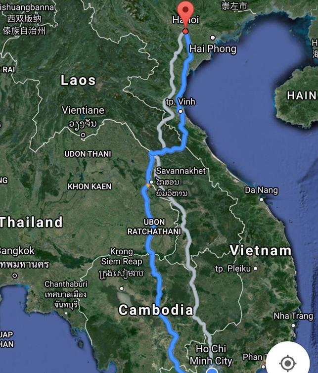 Những tình huống dở khóc dở cười vì trót tin vào Google Maps-8