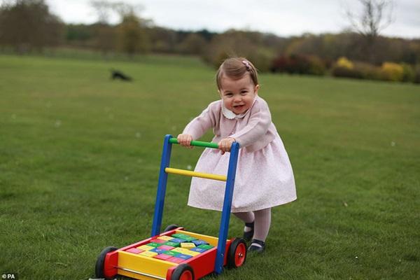 Công chúa Charlotte đón sinh nhật tròn 4 tuổi, hình ảnh mới nhất của cô bé khiến ai cũng phải ngỡ ngàng vì điều này-4