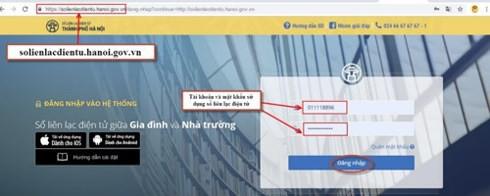 Cách thức xác nhận nhập học trực tuyến vào lớp 10 tại Hà Nội-1