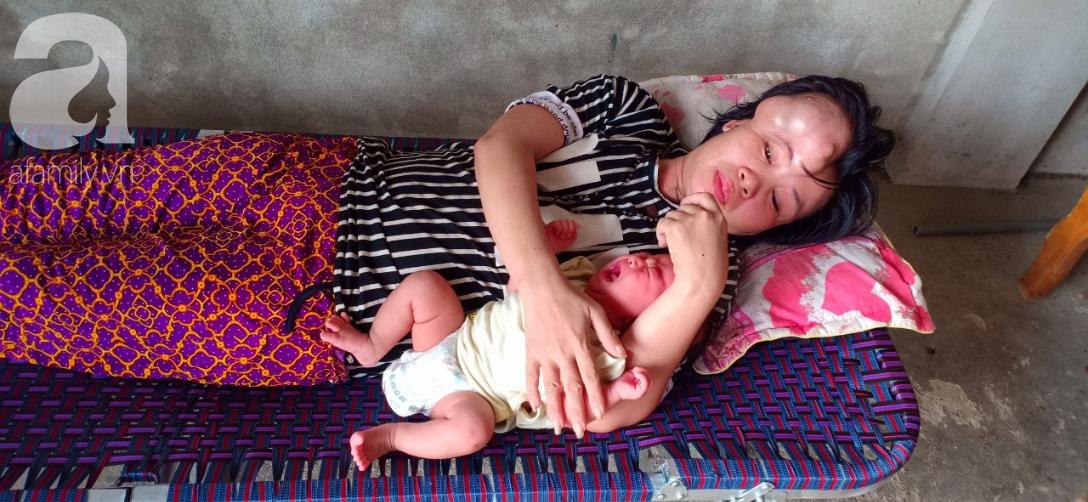 Người mẹ mang khối u khổng lồ, giành giật sự sống từng ngày để sinh con: Em muốn nhìn con lớn một chút nữa rồi chết-10