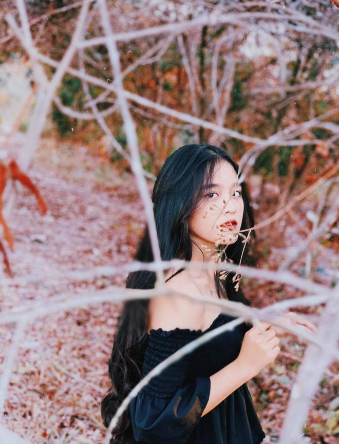 Nữ sinh Đồng Nai nổi như cồn sau một lần bị đăng ảnh trên Facebook, được khen giống Han Sara nhưng dễ thương hơn-5