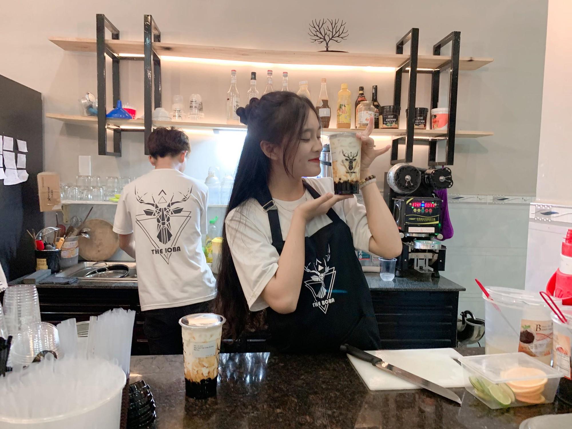 Nữ sinh Đồng Nai nổi như cồn sau một lần bị đăng ảnh trên Facebook, được khen giống Han Sara nhưng dễ thương hơn-11