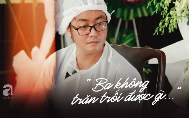 Con đầu qua đời vì tai nạn, con thứ 2 đang ở trại cai nghiện, hậu sự của nghệ sĩ Lê Bình đều do cậu con út lo liệu-1