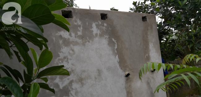 Cận cảnh chiếc chuồng của người bố nhốt con trai như vật nuôi, đầy ruồi muỗi và hôi thối được bạn bè giải cứu ở Hưng Yên-7