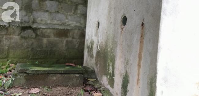 Cận cảnh chiếc chuồng của người bố nhốt con trai như vật nuôi, đầy ruồi muỗi và hôi thối được bạn bè giải cứu ở Hưng Yên-8