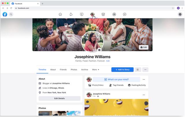 Facebook ra mắt giao diện hoàn toàn mới trên nền web và ứng dụng di động-3