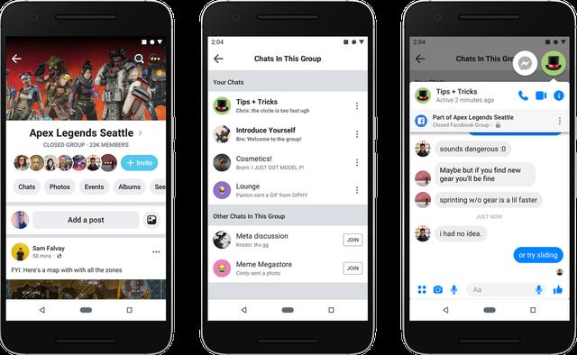 Facebook ra mắt giao diện hoàn toàn mới trên nền web và ứng dụng di động-8