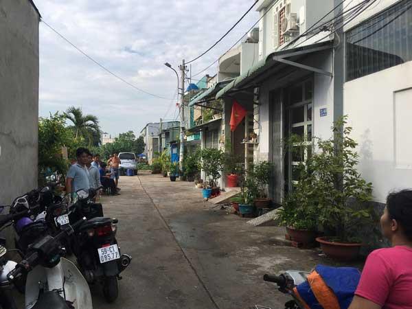 Kinh hoàng: Cháu trai nghi ngáo đá rồi giết chết bà ngoại, mẹ và dì ruột ngay trong đêm tại quận Bình Tân-1
