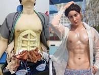 Trào lưu 'tạc bụng 6 múi' đau đớn đang gây sốt tại Thái Lan