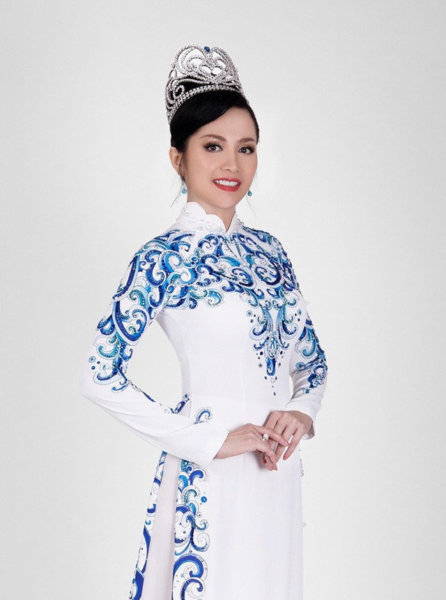 Hoa hậu Thiên Nga: Tiểu thư cành vàng 2 lần đăng quang Hoa hậu, lấy chồng giáo sư đại học Mỹ nhưng phải chịu nhiều bất hạnh nghiệt ngã-3