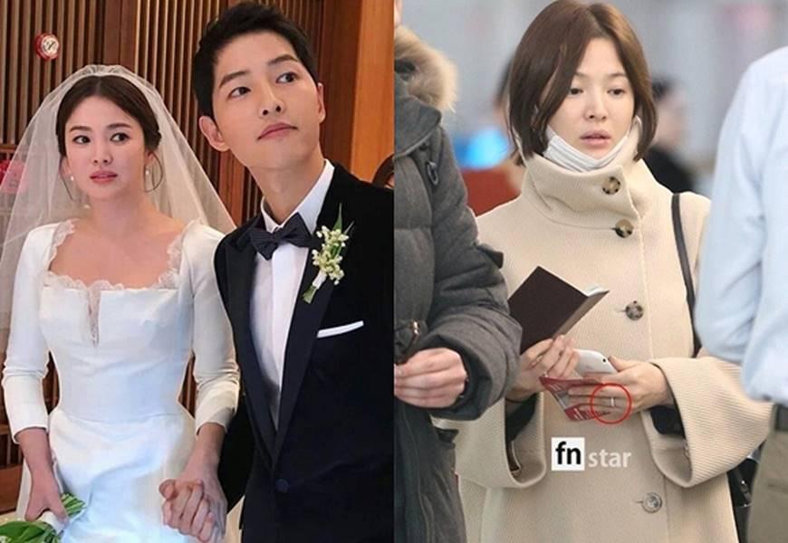 Chọn cách giữ im lặng nhưng Song Hye Kyo lại để lộ quá nhiều bằng chứng cho thấy sự mệt mỏi trong cuộc hôn nhân với Song Joong Ki-1