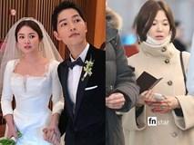 Chọn cách giữ im lặng nhưng Song Hye Kyo lại để lộ quá nhiều bằng chứng cho thấy sự mệt mỏi trong cuộc hôn nhân với Song Joong Ki