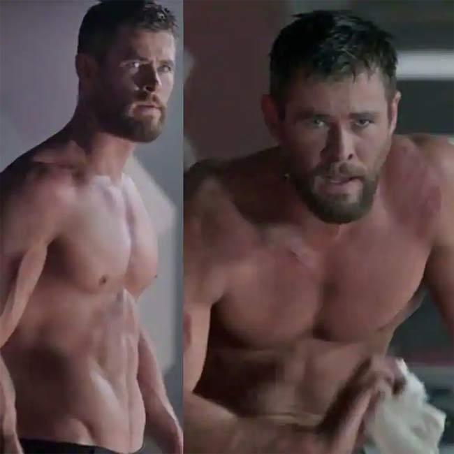 3 body hoàn mỹ nhất Avengers: Thần Sấm Thor từ gầy như quỷ đói lột xác cường tráng-4