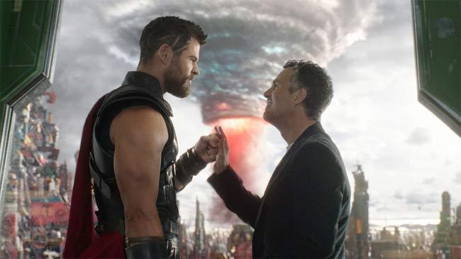 3 body hoàn mỹ nhất Avengers: Thần Sấm Thor từ gầy như quỷ đói lột xác cường tráng-6