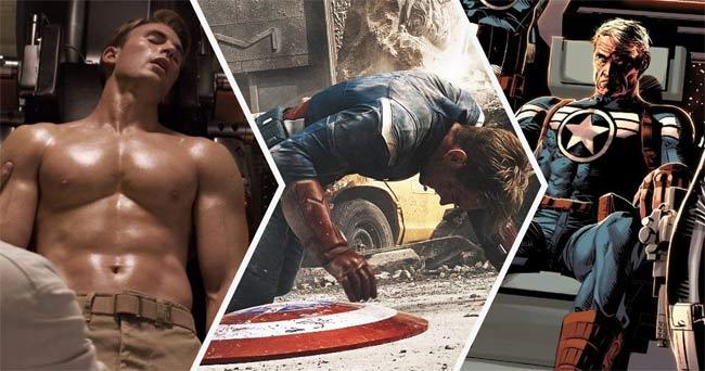 3 body hoàn mỹ nhất Avengers: Thần Sấm Thor từ gầy như quỷ đói lột xác cường tráng-11