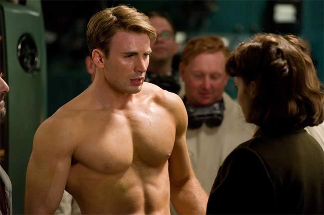 3 body hoàn mỹ nhất Avengers: Thần Sấm Thor từ gầy như quỷ đói lột xác cường tráng-12