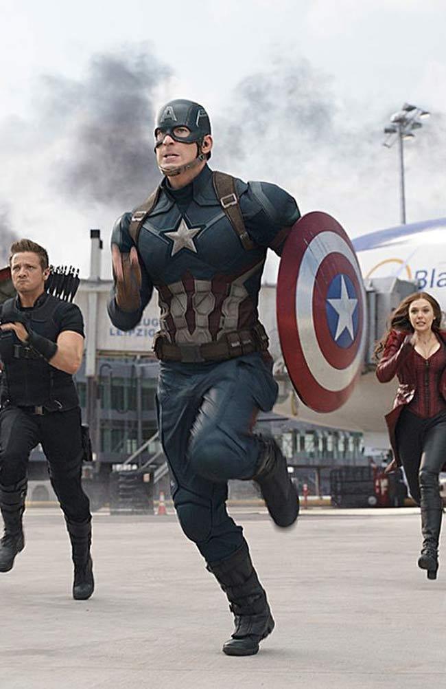 3 body hoàn mỹ nhất Avengers: Thần Sấm Thor từ gầy như quỷ đói lột xác cường tráng-13