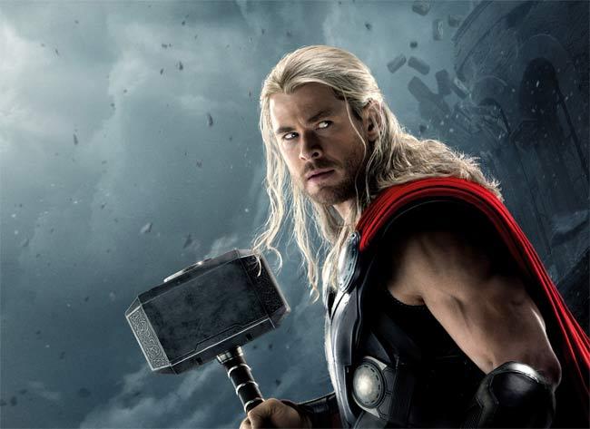 3 body hoàn mỹ nhất Avengers: Thần Sấm Thor từ gầy như quỷ đói lột xác cường tráng-8