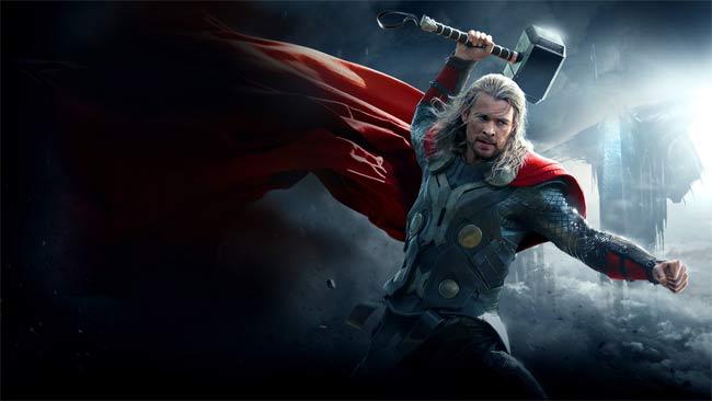 3 body hoàn mỹ nhất Avengers: Thần Sấm Thor từ gầy như quỷ đói lột xác cường tráng-9