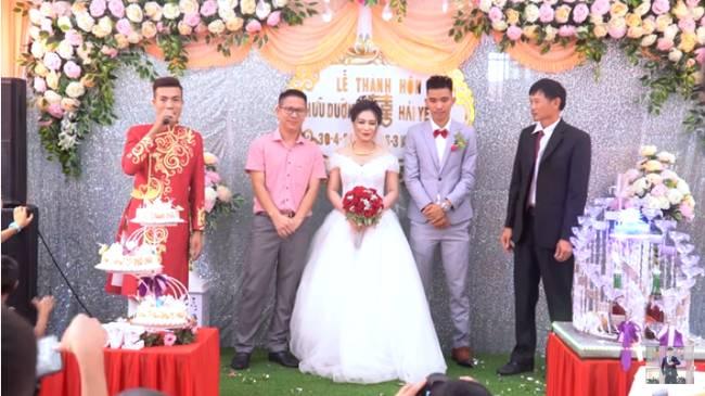 Youtuber Phương Hữu Dưỡng bất ngờ theo vợ bỏ cuộc chơi, Lexus đón dâu, mời cả Chu Bin đến dự, nhưng danh tính cô dâu mới là điều bất ngờ-1