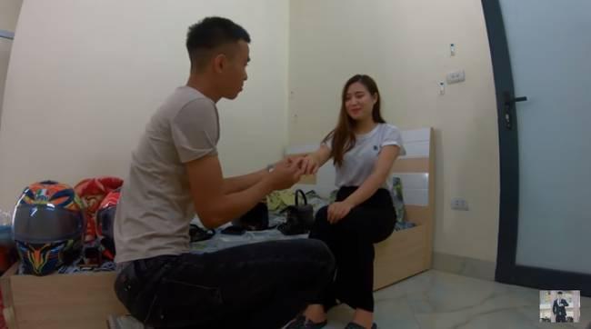 Youtuber Phương Hữu Dưỡng bất ngờ theo vợ bỏ cuộc chơi, Lexus đón dâu, mời cả Chu Bin đến dự, nhưng danh tính cô dâu mới là điều bất ngờ-5