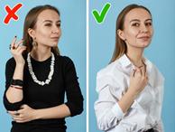4 quy tắc chọn trang sức bất di bất dịch cùng năm tháng, chị em nên thuộc nằm lòng để tránh bị kém sang